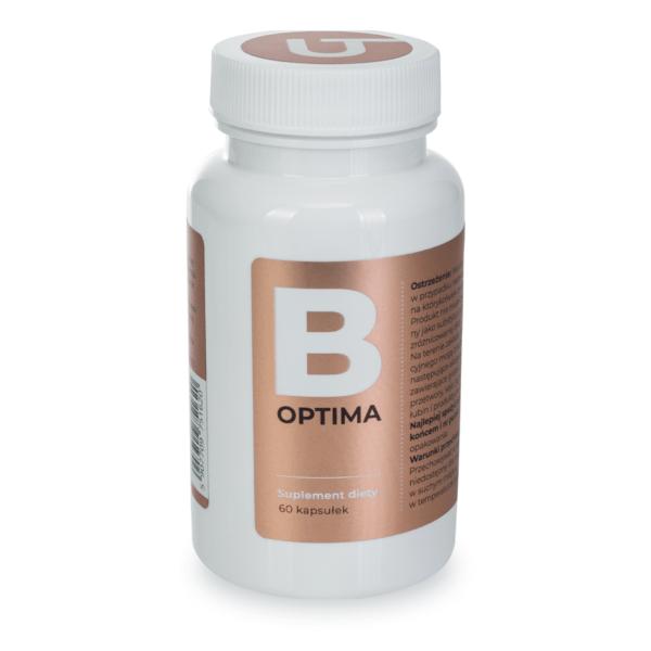 B-Complex Optima 60 kaps Visanto