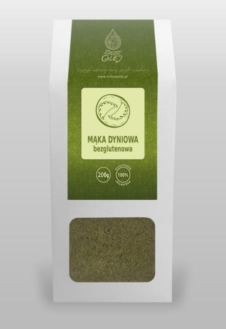 Mąka dyniowa bezglutenowa 250g