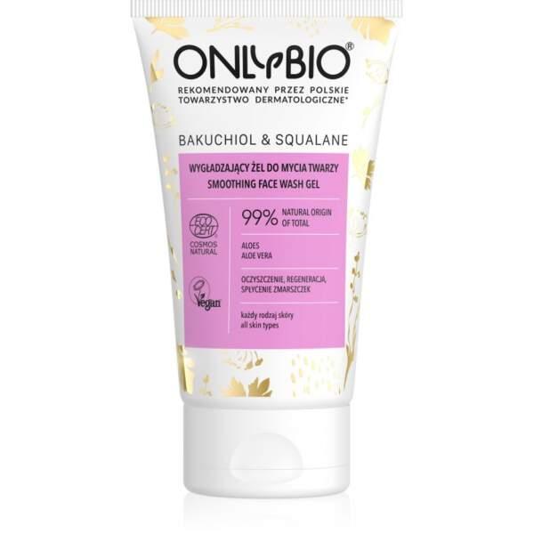 Wygładzający żel do mycia twarzy OnlyBio