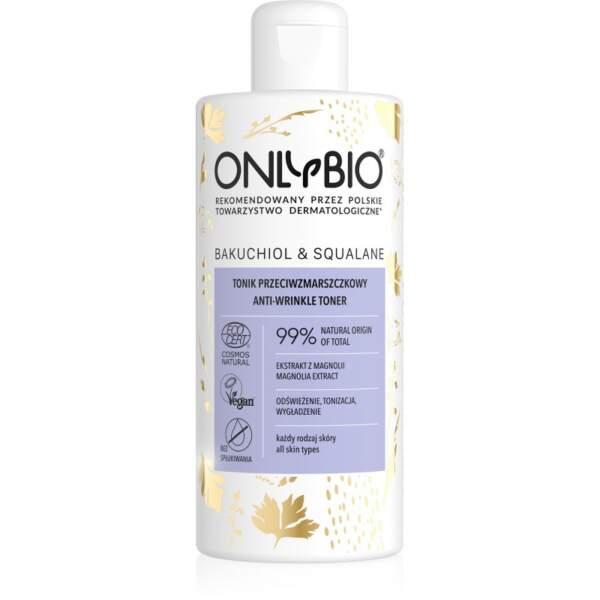 Tonik przeciwzmarszczkowy OnlyBio