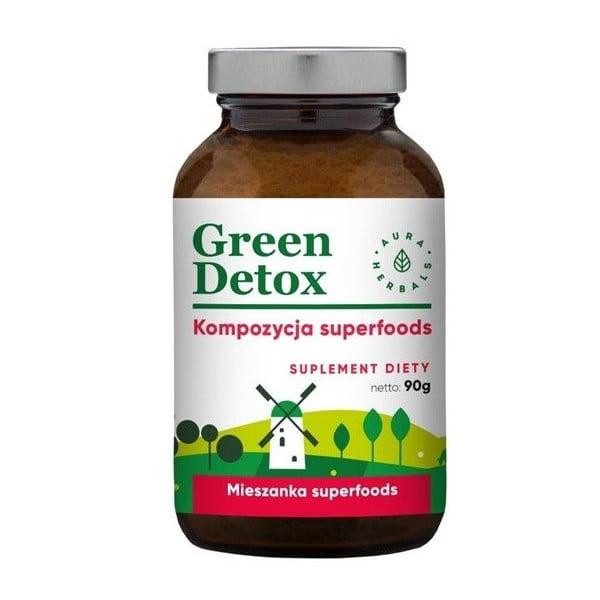 Green Detox Koktajl oczyszczający Aura Herbals