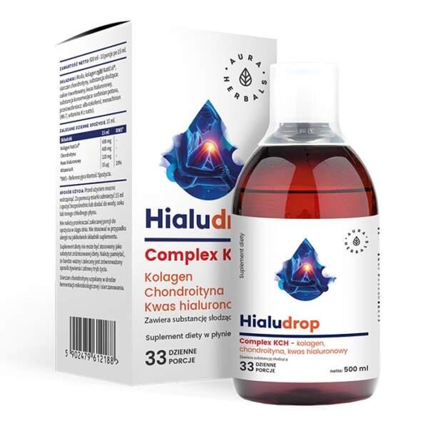 Hialudrop Complex kolagen Aura Herbals